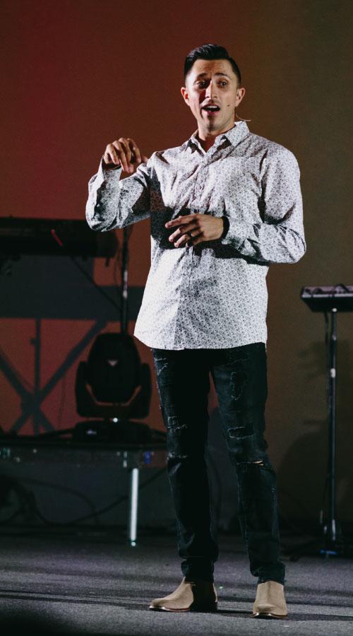 Active Church Pastor